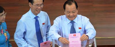 Gia tộc Lê Thanh Hải bị loại khỏi đảng bộ TP.HCM?
