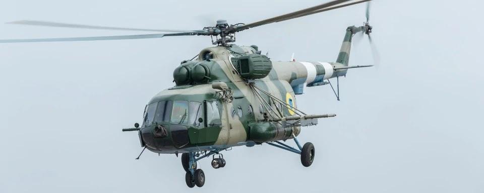 Армійська авіація отримала модернізований Мі-8МТ