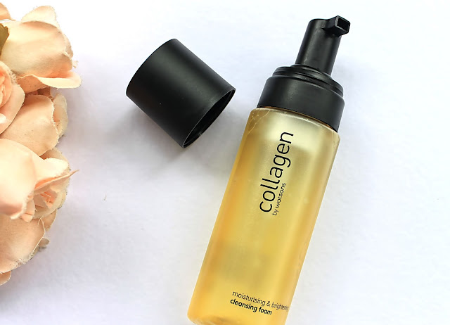 Collagen by Watsons Cleansing Foam