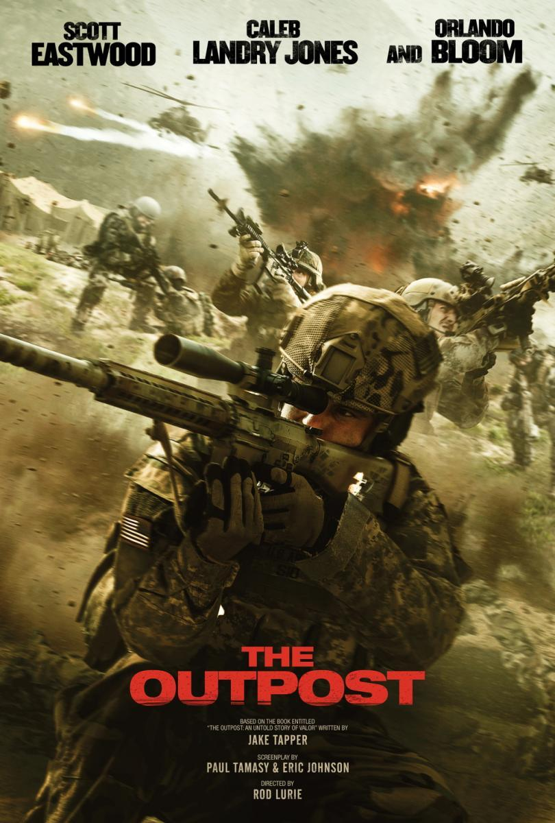 The Outpost [2020] [CUSTOM HD] [DVDR] [NTSC] [Subtitulado]
