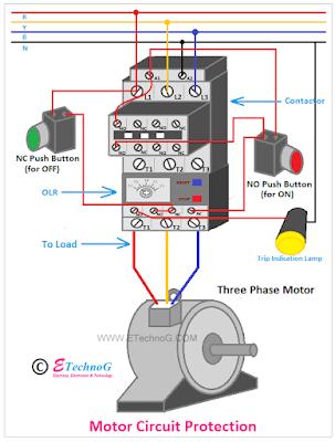Motor Circuit Protection