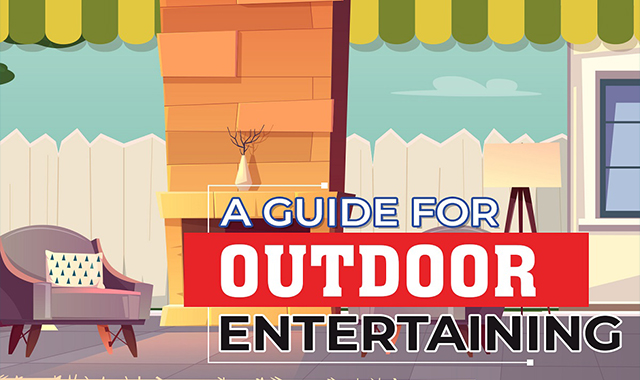 A Guide For Outdoor Entertaining