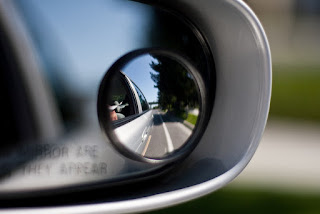 Car Blind Spot Mirror