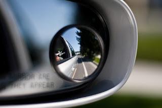 Car Blind Spot Mirror