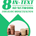 8 Best In-Text Ad Networks for Blog Monetization