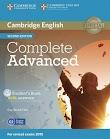 [PDF+CD] Complete Advanced Student Book, WorkBook 2nd Edition (Bản cực đẹp)