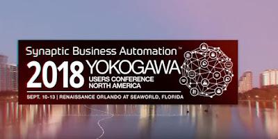 Yokogawa Users Conference North America