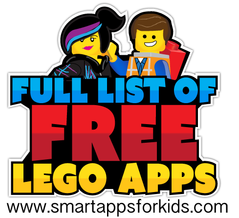 Complete and updated list of FREE LEGO apps for Android! Now 35 FREE