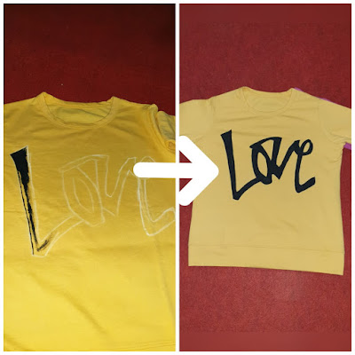 Simple Ideas To Do Fabric Painting On T-shirt