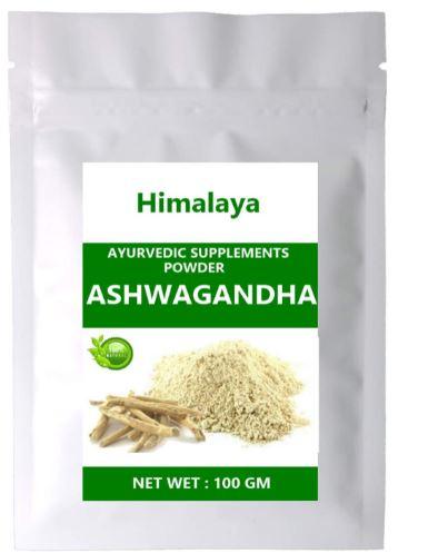 Himalaya Natural Ashwagandha Powder 100 g