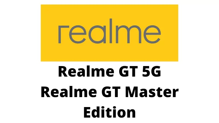 Realme GT 5G and GT Master Edition Smartphone lunch in india