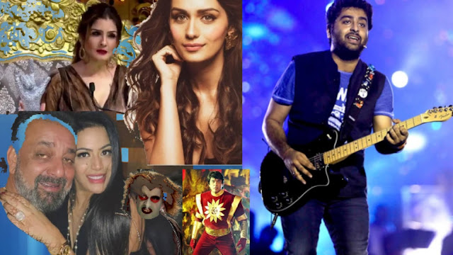 From Arijit Singh's birthday to the help of Raveena Tandon, read big news