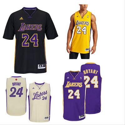 Tips Memilih Jersey NBA Untuk Koleksi