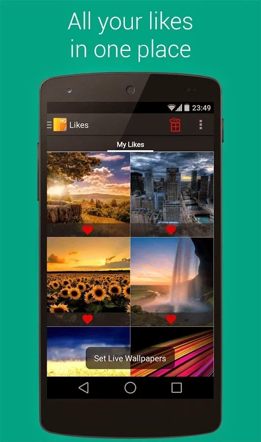 Premium Wallpapers HD v4.3.2