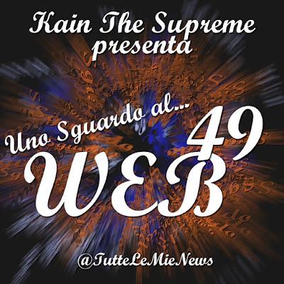 Uno sguardo al #web N° 49