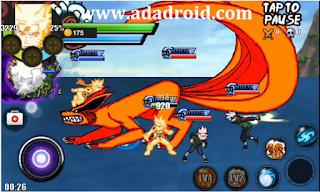 Download Naruto Senki 3 x 3 Mod Apk Free
