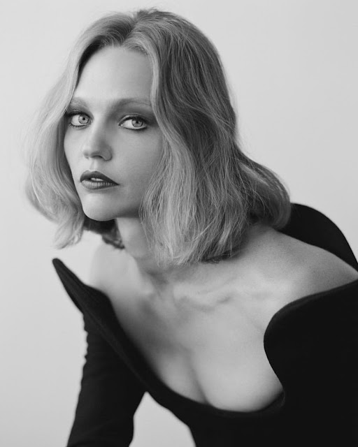Sasha Pivovarova Hot Pics and Bio