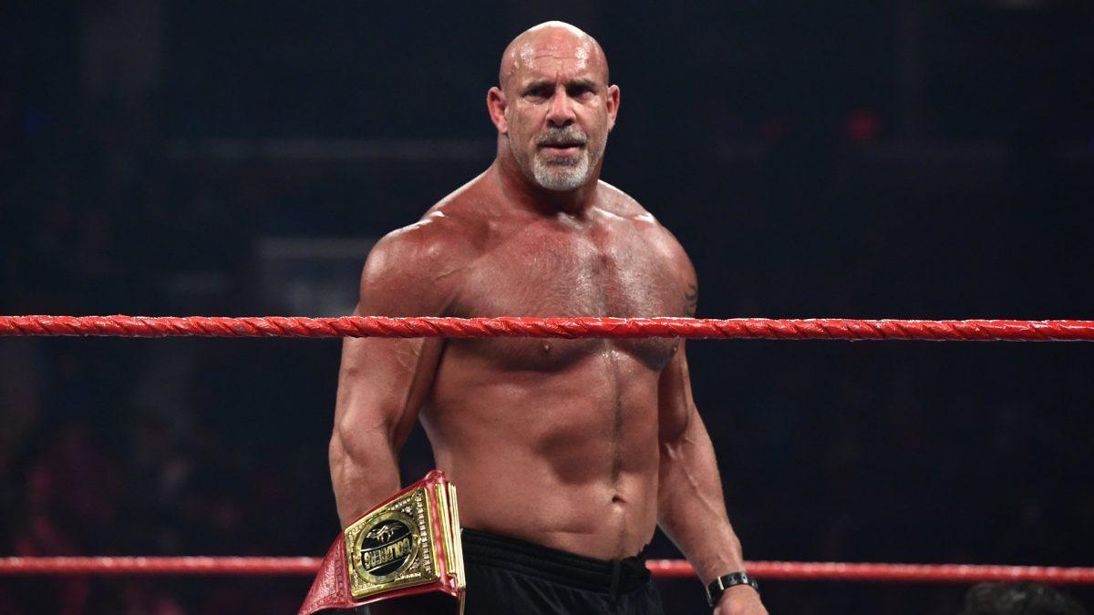 Goldberg diz que Drew McIntyre é como uma versão mais jovem de si mesmo