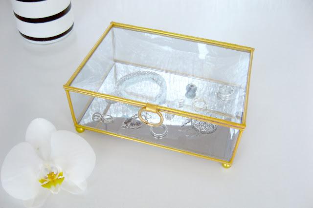 DIY Pudełko na biżuterię