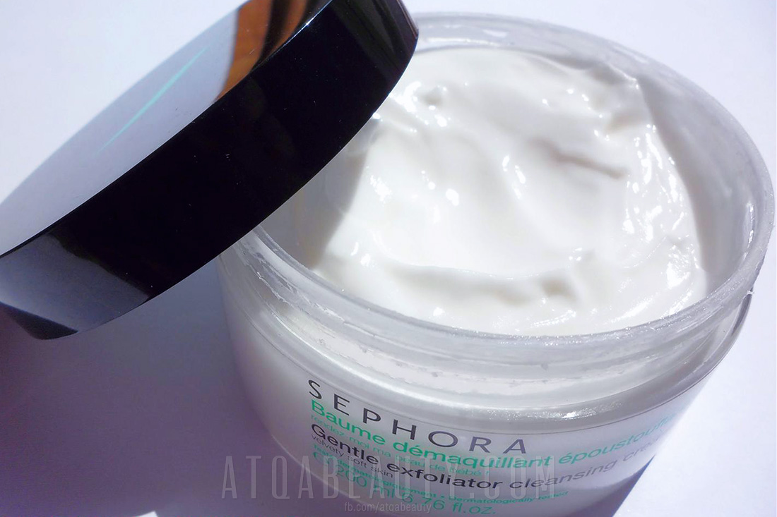 Sephora, Gentle Exfoliator Cleansing Cream