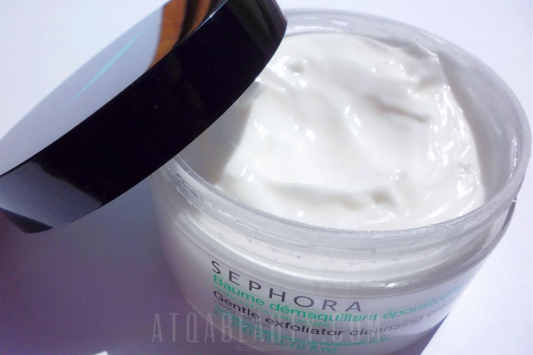 Pielęgnacja :: Sephora Gentle Exfoliator Cleansing Cream