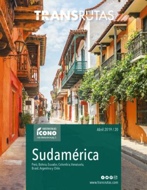 Catálogo viajes Transrutas Sudamérica 2019