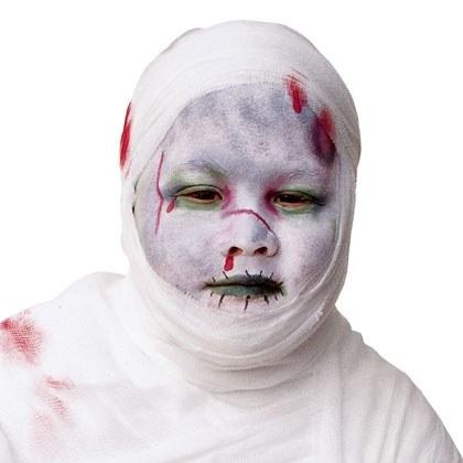Mummy Face Make-Up