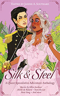 silk & steel a queer anthology