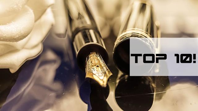 Top 10 fountain pen brands