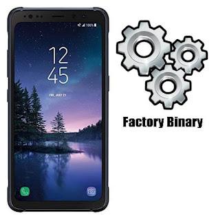 Samsung Galaxy S8 Active SM-G892U Combination Firmware