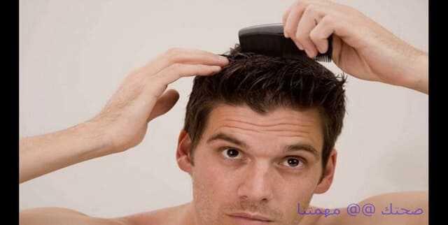 اعشاب لعلاج قشرة الشعر