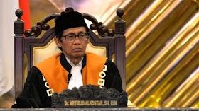 Hakim Agung Artidjo Alkostar yang Galak ke Koruptor Wafat
