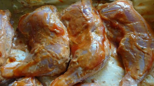 tandoori-chicken-without-tandoor-recipe-Indian-cumin-red-chilli-coriander-yogurt-lemon-juice-restaurant-style-