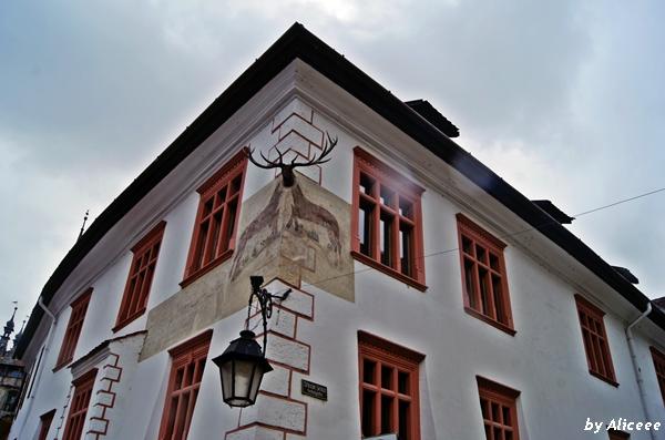 casa-cu-cerb-Sighisoara