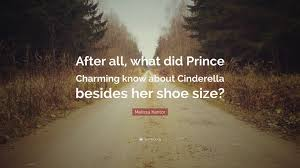 Cinderella shoe quotes