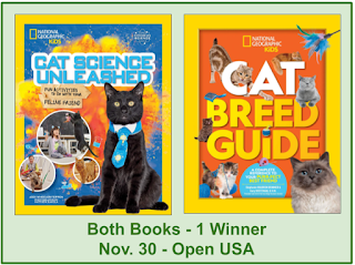 Cat Science Unleased & Cat Breed Guide National Geographic Kids