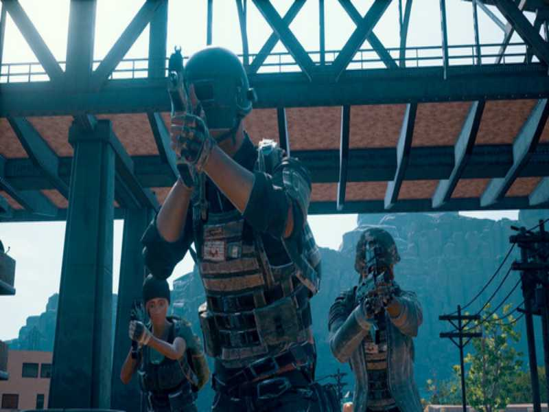 PlayerUnknown's Battlegrounds PC Game Free Download