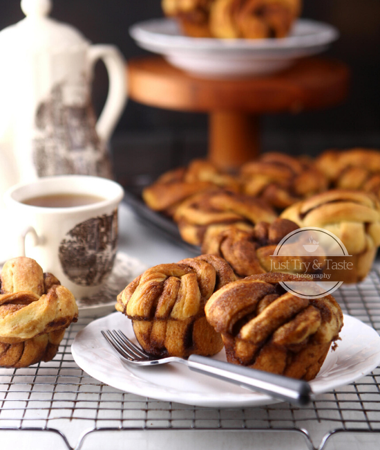 Resep Best Ever Cinnamon Bun