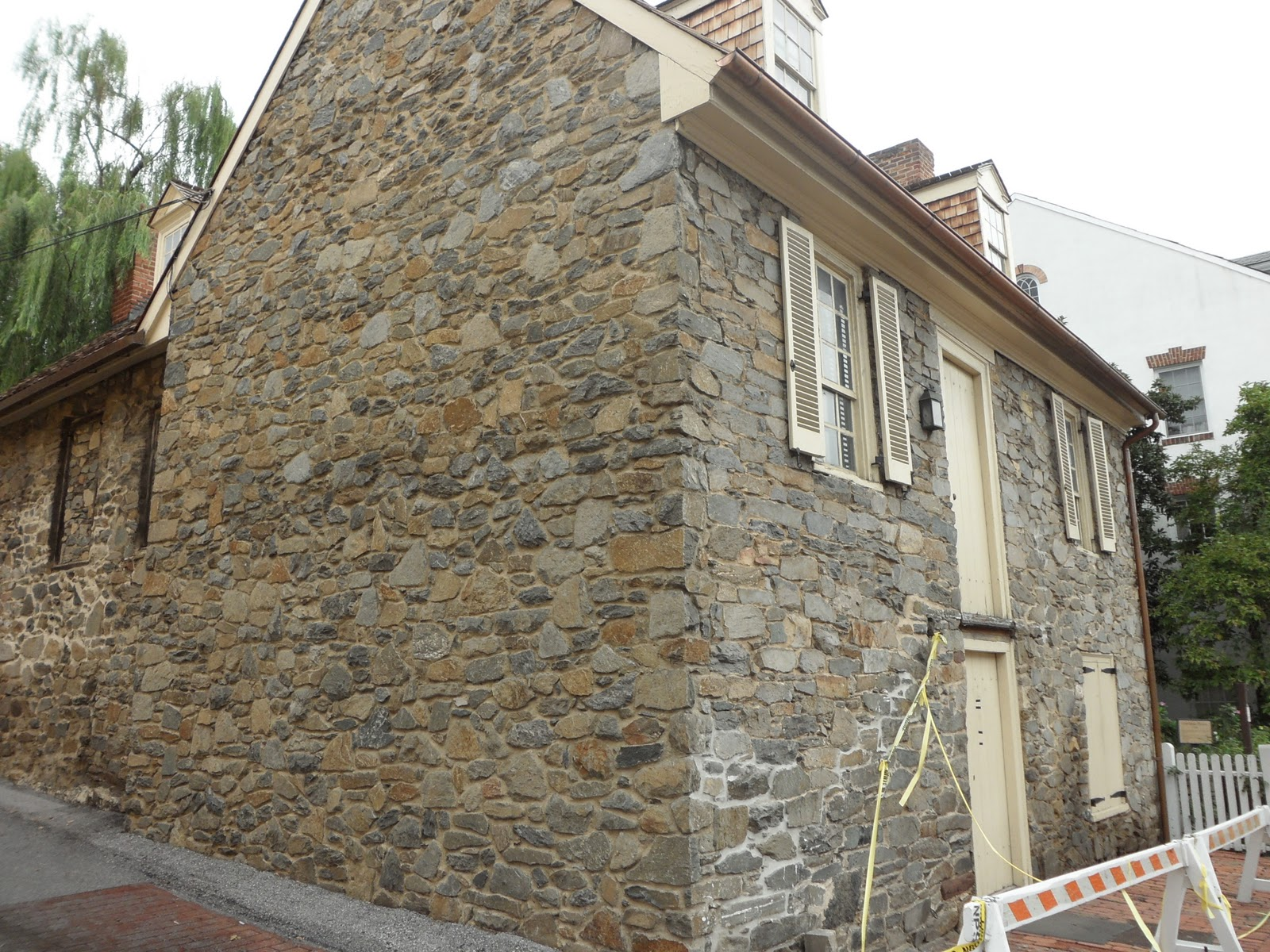 title | Old Stone House