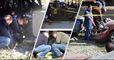 """هاشتاج """"الهرم"""" يتصدر قائمة """"تويتر"""", انفجار الهرم أسفر عن إستشهاد 6 من رجال الشرطة وإصابة آخرين"""