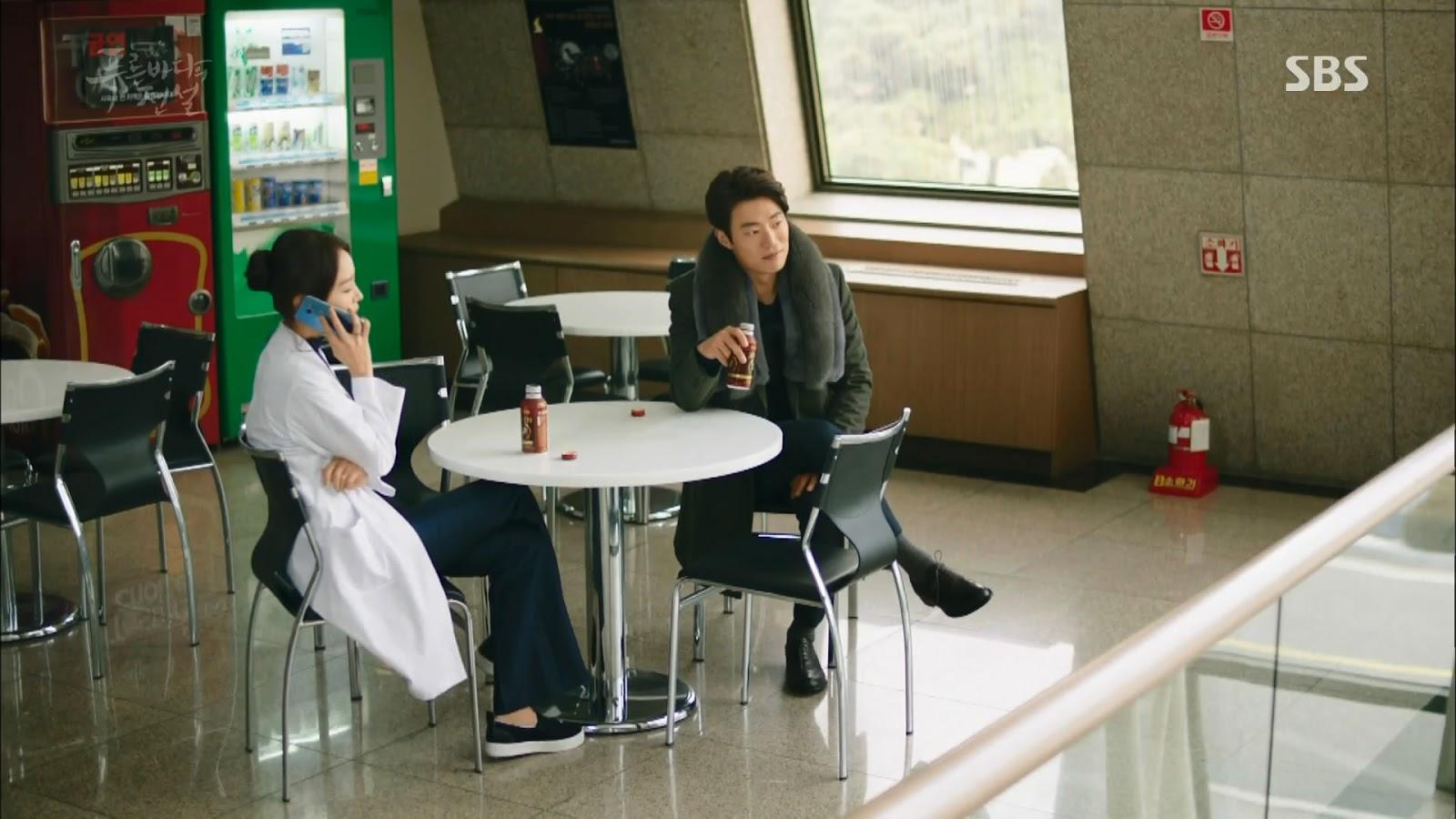 Screenshot Chi Si Ah and Hyung Meet The Legend Of The Blu Sea (2016)  1080p Episode 07 - www.uchiha-uzuma.com