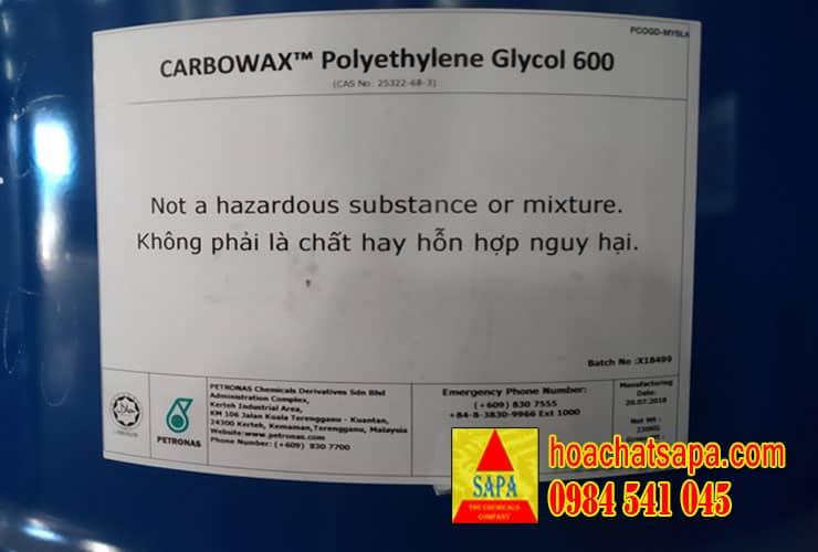 Polyethylene Glycol (PEG)
