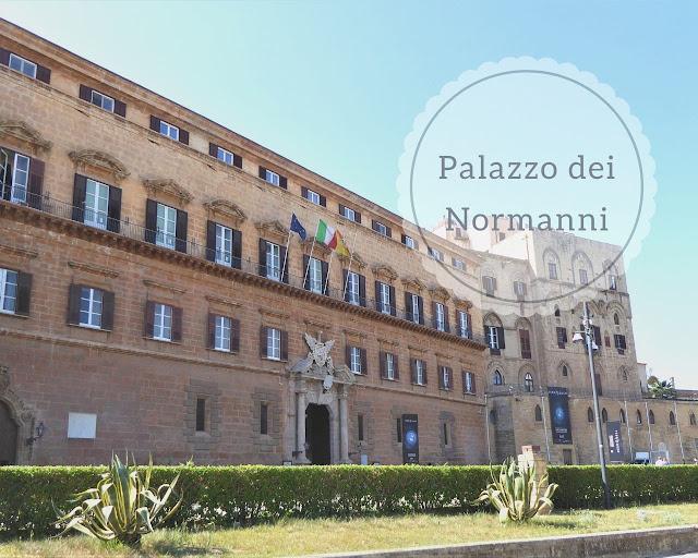 Visita al Palazzo dei Normanni a Palermo