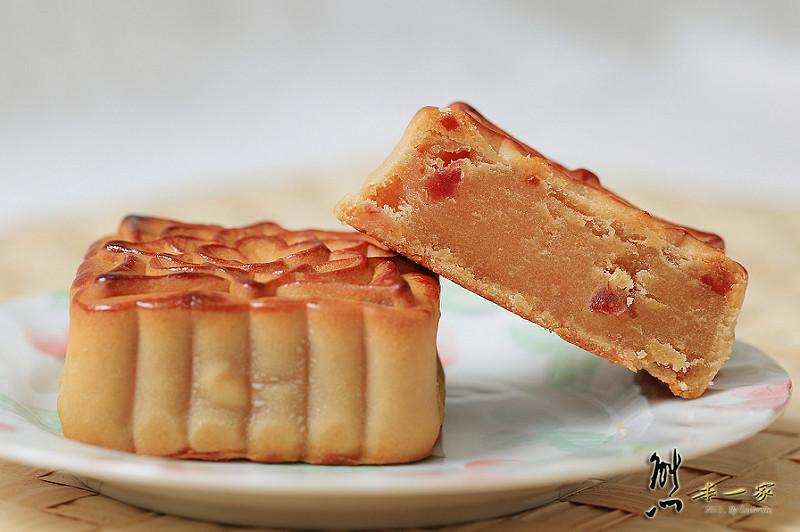 歐華酒店星空之月廣式中秋月餅