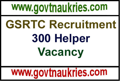 Govt Jobs for Gujarat