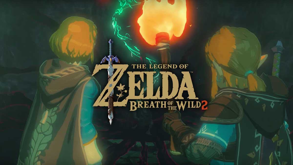 The Legend of Zelda Breath of the Wild 2