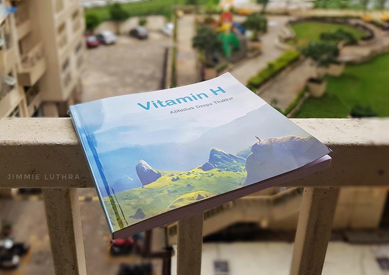 Vitamin H, Book, Balcony