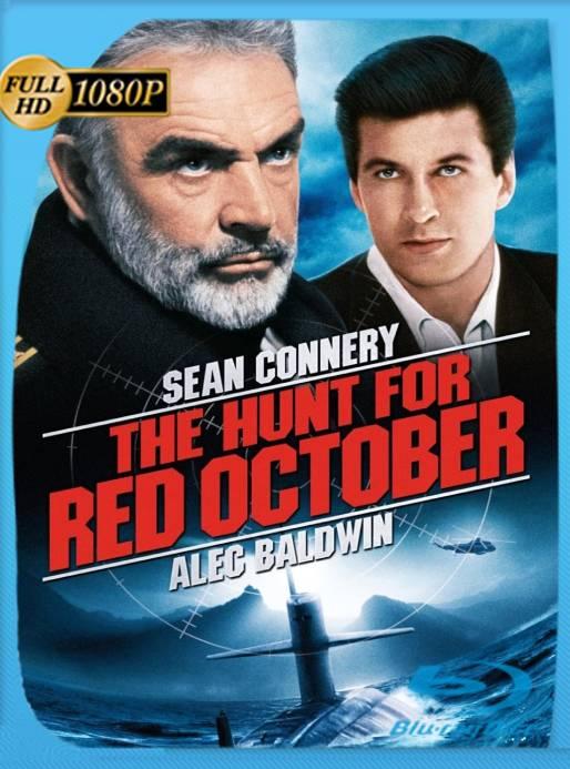 La Caza del Octubre Rojo (1990) BRRip [1080p] Latino [GoogleDrive] Ivan092