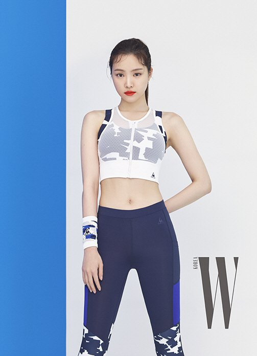 how to become an athletic wear model