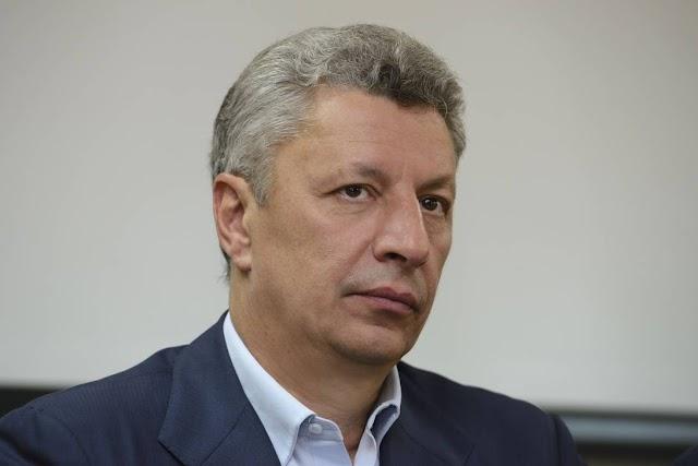 Юрій Бойко: Щоб повернути мир, потрібна лише політична воля